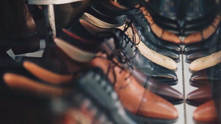 靴のモデル別ラインナップ